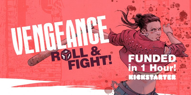 Funded Vengeance: Roll & Fight